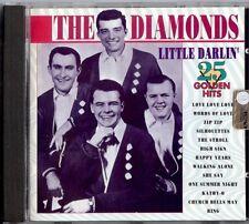 THE DIAMONDS - LITTLE DARLIN'          CD  1999  REMEMBER  PORTOGALLO