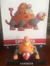 MODELLINO GASHAPON MANGA MODEL ANIME DALTANIOUS-TARTARUGA ROBOT TURTLES/GAMEROTH