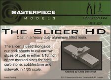 THE SLICER HD ALUMINUM FILLED CAST RESIN TOOL