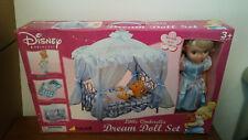 Disney Princess Little Cinderella Dream Doll Set - Brand New