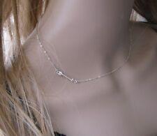 Silver arrow necklace, sterling silver, sideways arrow, tiny necklace, charm