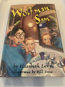 Wolfman Sam - former library book, by Levy, Elizabeth - VERY GOOD