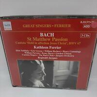 Bach: St. Matthew Passion (2012)
