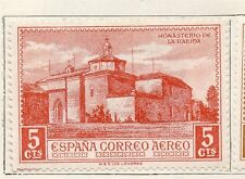 Spain 1930 Early Air Stamp Columbus Issue Fine Mint Hinged 5c. 041087