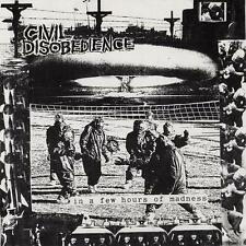Civil Disobedience In A Few Hours of Madness EP