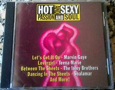 Sex Shooter Apollonia 6 Rockwell Teena Marie Shalamar Isley Brothers RARE CD