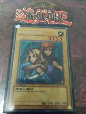 Yugioh Gemini Elf LON-000 Secret Rare 1st NM +Bonus SR!