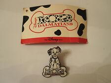 Disneys 102 Dalmations Enamel Metal Trading Pin Pinback Rare Disney Store