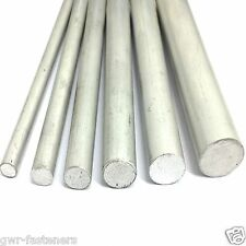 """1"""" Aluminium Round Bar Rod 6082 T6"""