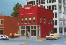 Smalltown USA/RIX -HO #699-6004 City Buildings -- Madlene's Deli - NIB