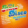 CD Zyx Italo Disco New Generation Volumen 2 de Varios Artistas 2CDs