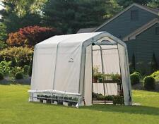 6x8 ShelterLogic Organic Outdoor Grow-IT Gardening Portable Greenhouse 70652