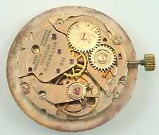 Wittnauer 11G Mechanical Wristwatch Movement - Sold 4 Spare Parts, Repair!