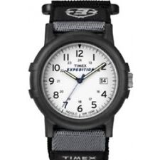 Timex Mens Expedition Camper Black and Grey Watch T49713