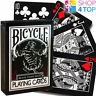 BICYCLE BLACK TIGER PLAYING CARDS DECK ELLUSIONIST MAGIC TRICKS USPCC NEW