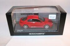 Minichamps Alfa Romeo GT Rosso Alfa  1:43 Perfect Mint.