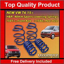 H&R 29270-2 Lowering Springs Kit (40mm) - VW Transporter, Multivan