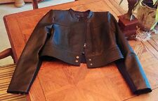 """BCBG  MAXAZRIA black quilted """"Jayson"""" motorcycle style jacket NWT (Size M)"""