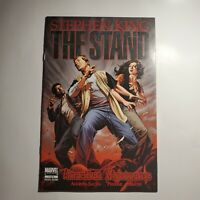 Stephen King The Stand American Nightmares #1 2009 Marvel Comic Book