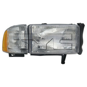 Headlight Assembly-NSF Certified Right TYC 20-3016-78-1