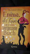 Emma, der Faun und das vergessene Buch von Mechthild Gläser (Gebundene Ausgabe)