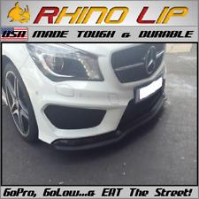 Maybach 57 62 Exelero 57S Landaulet RhinoLip® Rubber Spoiler Splitter Chin Lip
