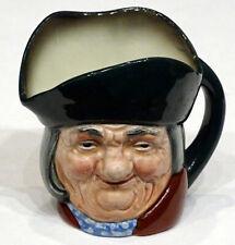Toby Philpotts Vintage Royal Doulton Toby Jug Stein Character Mug / Early Mark