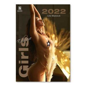 EXCLUSIVE GIRLS 2022 - BIG WALL CALENDAR CALENDER NEW!!!