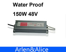 150W 48V 3.1A Waterproof outdoor Single Output Switching power supply SMPS suply