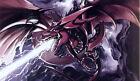 293 YuGiOh Slifer the Sky Dragon CUSTOM PLAY MAT ANIME PLAYMAT FREE SHIPPING