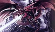 293 YuGiOh! Slifer the Sky Dragon CUSTOM PLAY MAT ANIME PLAYMAT FREE SHIPPING