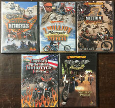 1 One, 2 Two , and 3 Three Million Motorcycles, Sturgis, DVDs + Greatest Rallies