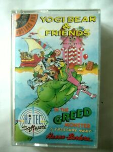 56271 Yogi Bear & Friends In The Greed Monster - Amstrad CPC (1990) HT074