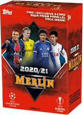 2020-21 Topps Merlin Chrome *YOU PICK* Base RC's Stars Inserts *BUY 2+ & SAVE*
