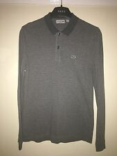 Lacoste Regular Size Striped Casual Shirts & Tops for Men