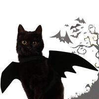Lovely for small pet dog cat bat wings halloween wings halloween costume B Gy