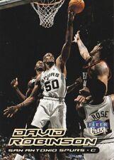 1999-00 Ultra David Robinson