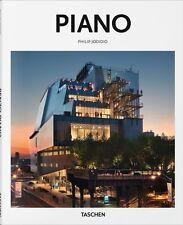 Fachbuch Renzo Piano, Die Poesie des Fliegens, viele Bilder, GÜNSTIG, NEU