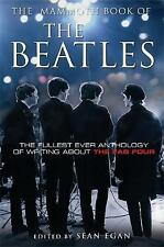 The Mammoth Book of the Beatles (Mammoth Books), Good Condition Book, Egan, Sean