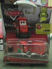 Disney Pixar Cars 2 Alex Machino Francesco Pitty Mattel 1.55 Scale BNIB Rare