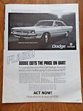1970 Dodge Dart Swinger 2 Door Hardtop Ad