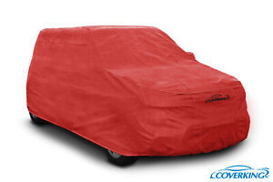 Coverking Red Triguard Custom Tailored Car Cover for Mini Cooper - Made to Order