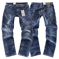Big Seven Morris night blue - regular straight Herren Jeans Hose Übergröße XXL