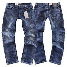 Big Seven Morris night blue - regular straight Herren Jeans Hose Übergröße XXL