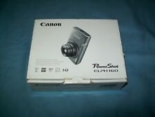 NEW Canon PowerShot ELPH-160 Digital Camera 20MP 8x 2.7