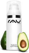 RAU Cosmetics Hyaluron 24h Cream 50 ml Hyaluroncreme mit Sheabutter & Avocadoöl