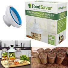 Container Jar Sealer Foodsaver Vacuuming Sealing Machine Wide Mouth Food Vacuum