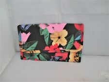 Vera Bradley Tri-Fold Makeup Brush Travel Case $50 Floral /Multi - Color