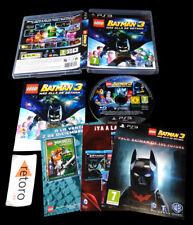 LEGO BATMAN 3 MAS ALLA DE GOTHAM PAL-España Sony Playstation 3 PS3 Completo