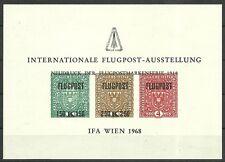 Autriche/IFA 1968 reproduction autorisée ANK. NR n7
